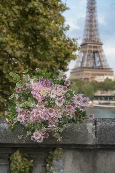 画像1: 写真集「パリの花束」【サインなしポストカード付】 (1)