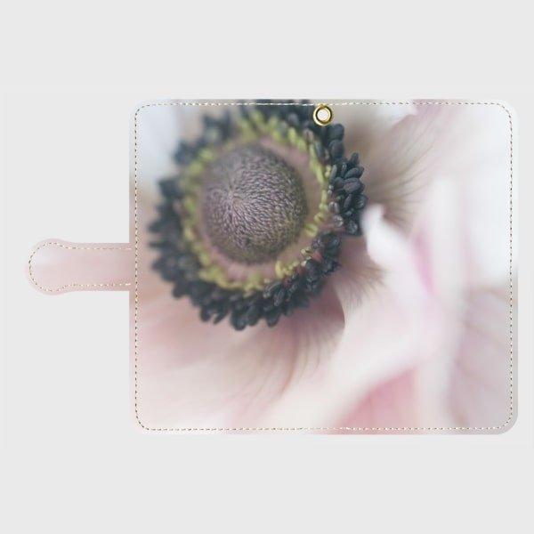 画像1: (Veli anemone)手帳型スマホケース Android用 (1)