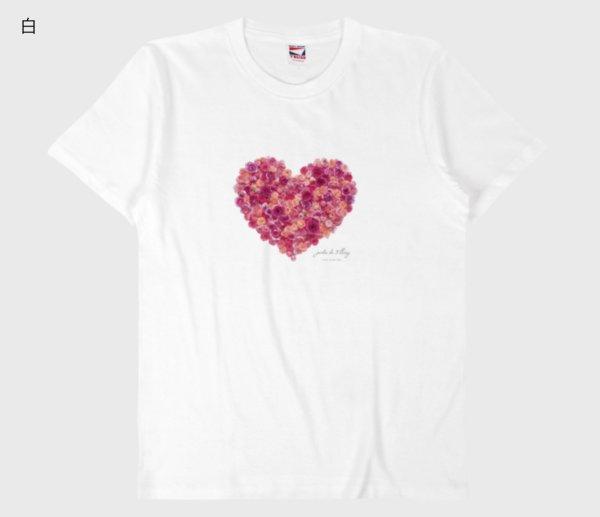画像1: 優しさ本プロジェクトTシャツ(送料無料) (1)