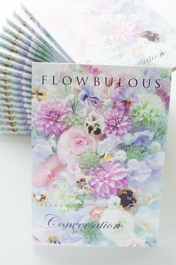 画像1: FLOWBULOUS  Issue2【100冊セット 40%OFF! 送料無料!】