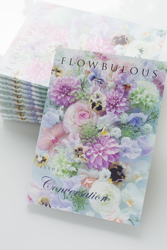 画像1: FLOWBULOUS  Issue2【10冊セット 10%OFF! 送料無料!】