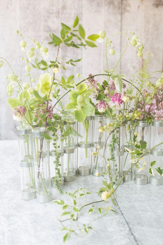 画像1: Vase d'Avril - classique (四月の花器 クラシック)