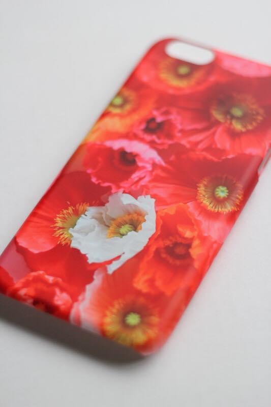 画像1: (poppy) プラスチック スマホケース iPhone用