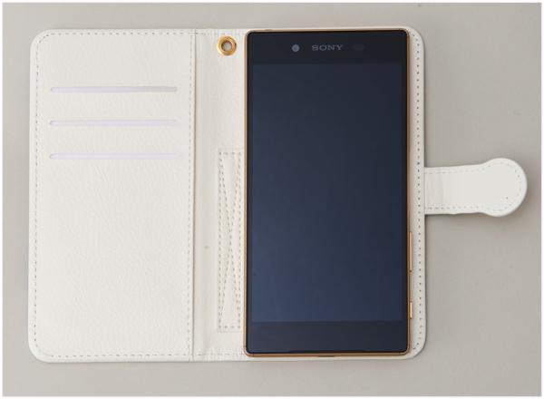 画像3: (enbu)手帳型スマホケース Android用