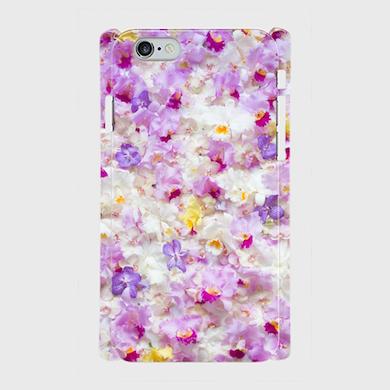 画像1: (orchid) プラスチック スマホケース iPhone用