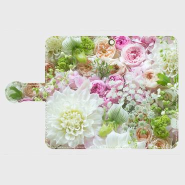 画像1: (fairy)手帳型スマホケース Android用