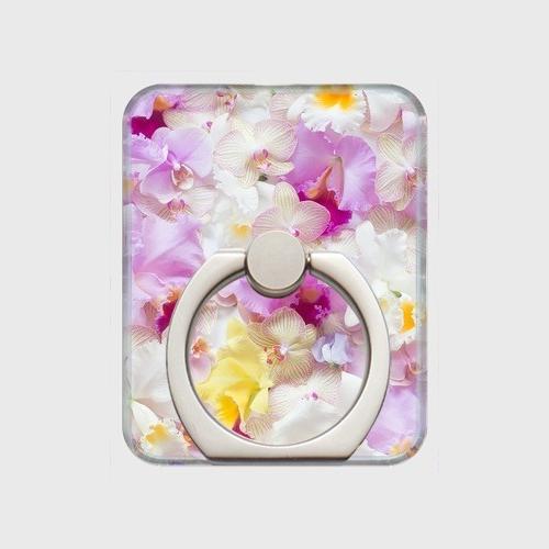 画像2: (orchid) スマホリング