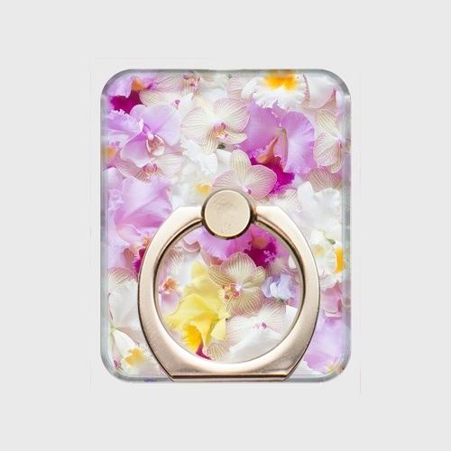 画像1: (orchid) スマホリング
