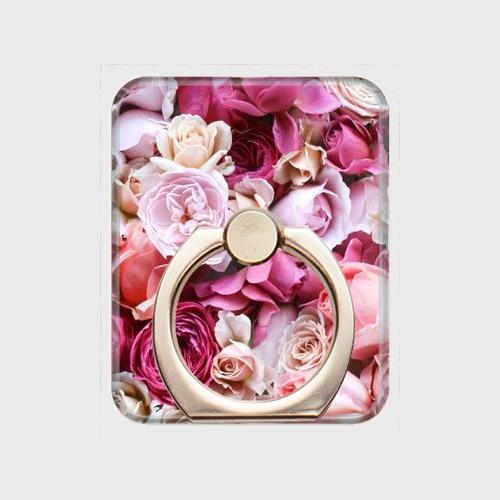 画像1: (rose) スマホリング
