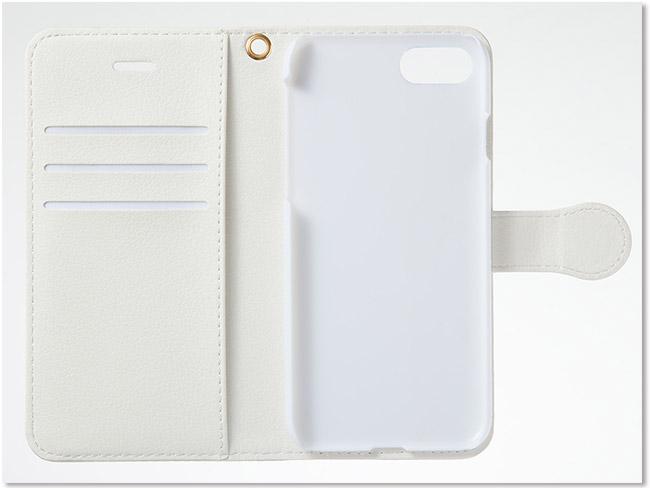 画像2: (fairy) 手帳型スマホケース iPhone用