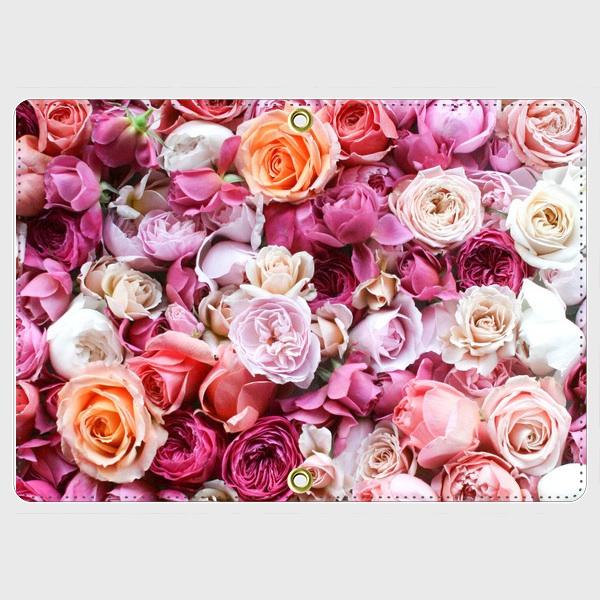 画像1: (rose) パスポートケース
