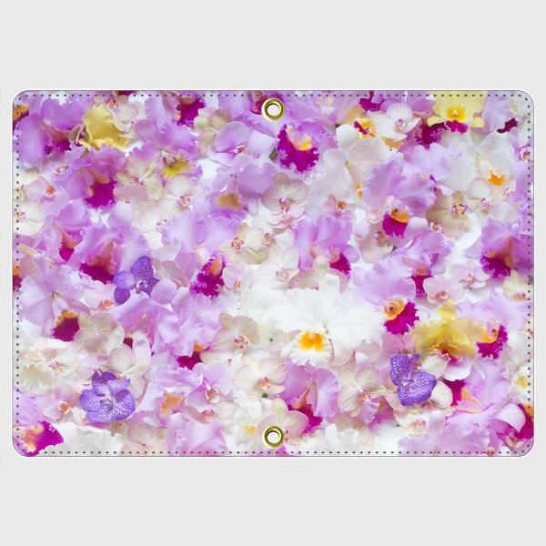 画像1: (orchid) パスポートケース