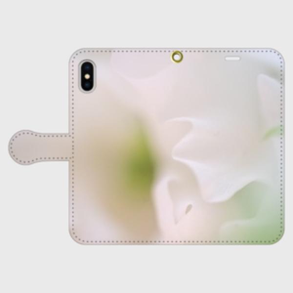 画像1: (Veli sweet pea) 手帳型スマホケース iPhone用