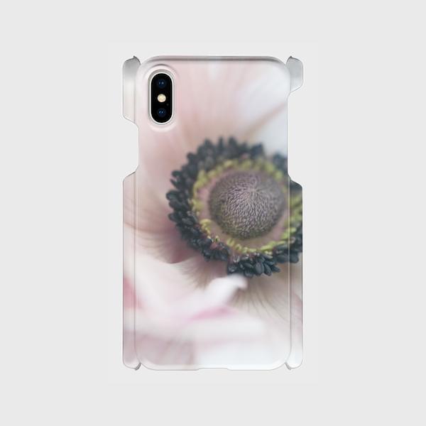 画像1: (Veli anemone) プラスチック スマホケース iPhone用