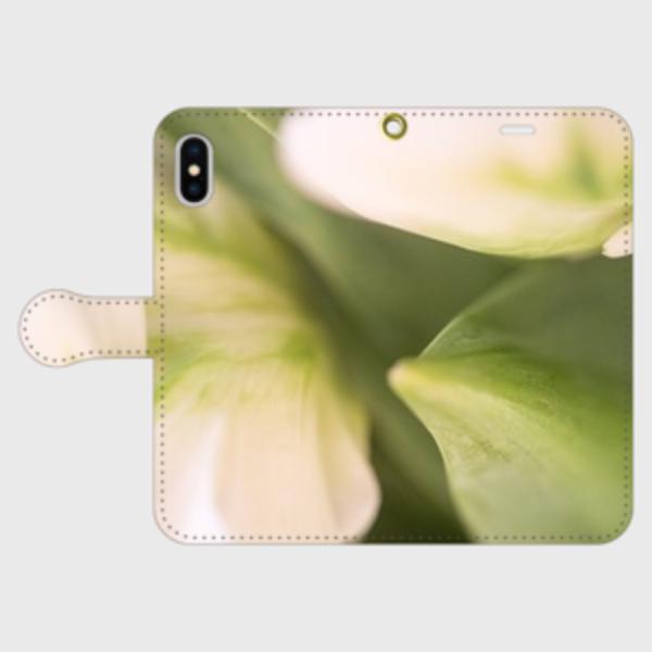 画像1: (Veli tulip) 手帳型スマホケース iPhone用