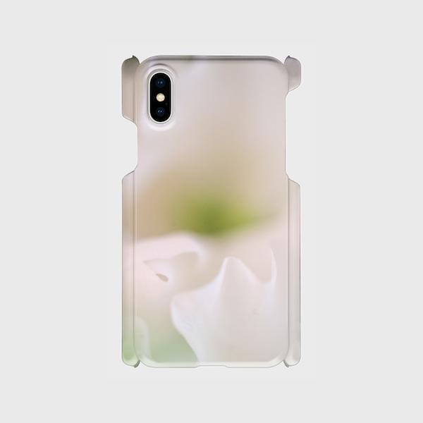 画像1: (Veli sweet pea) プラスチック スマホケース iPhone用